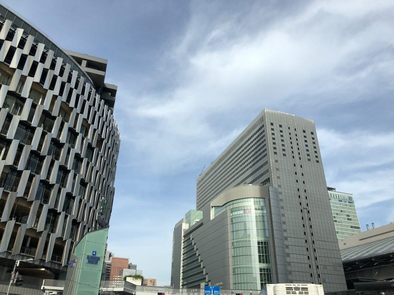 大阪ステーションシティ画像