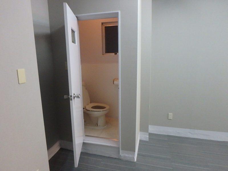 トイレ完了画像